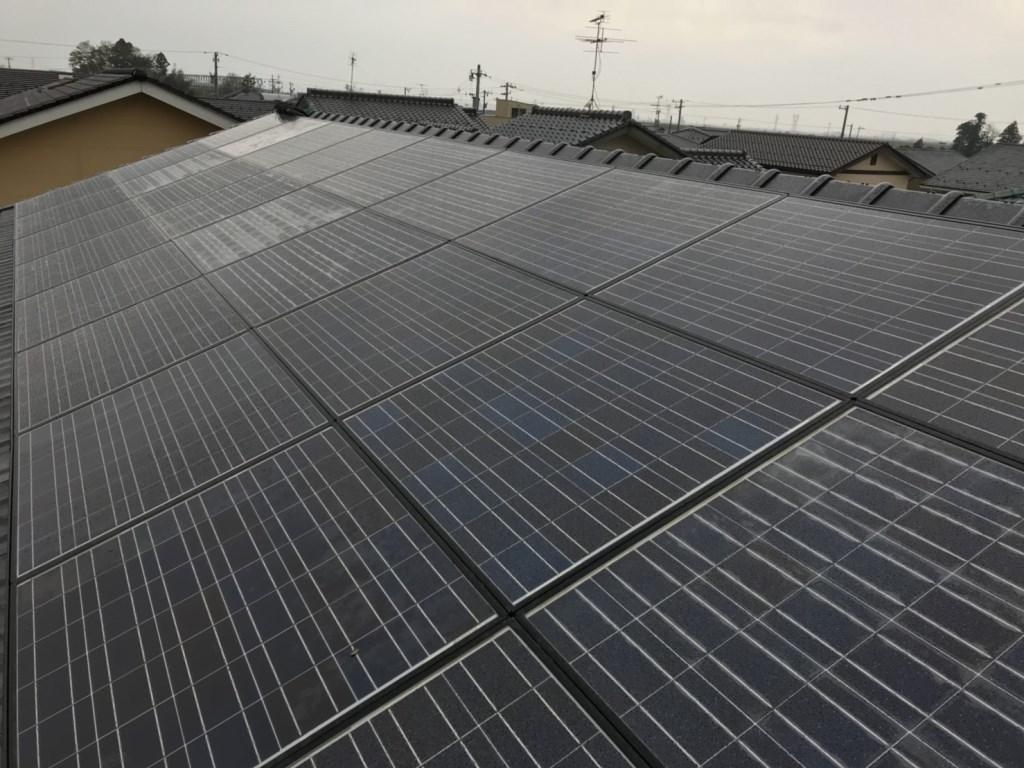 富山県立山町M様邸太陽光発電設備移設工事pic05