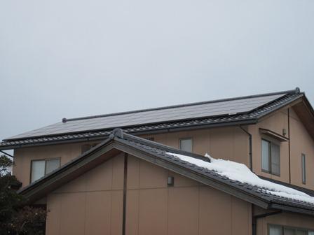 K様邸6.52kw太陽光発電システムpic01