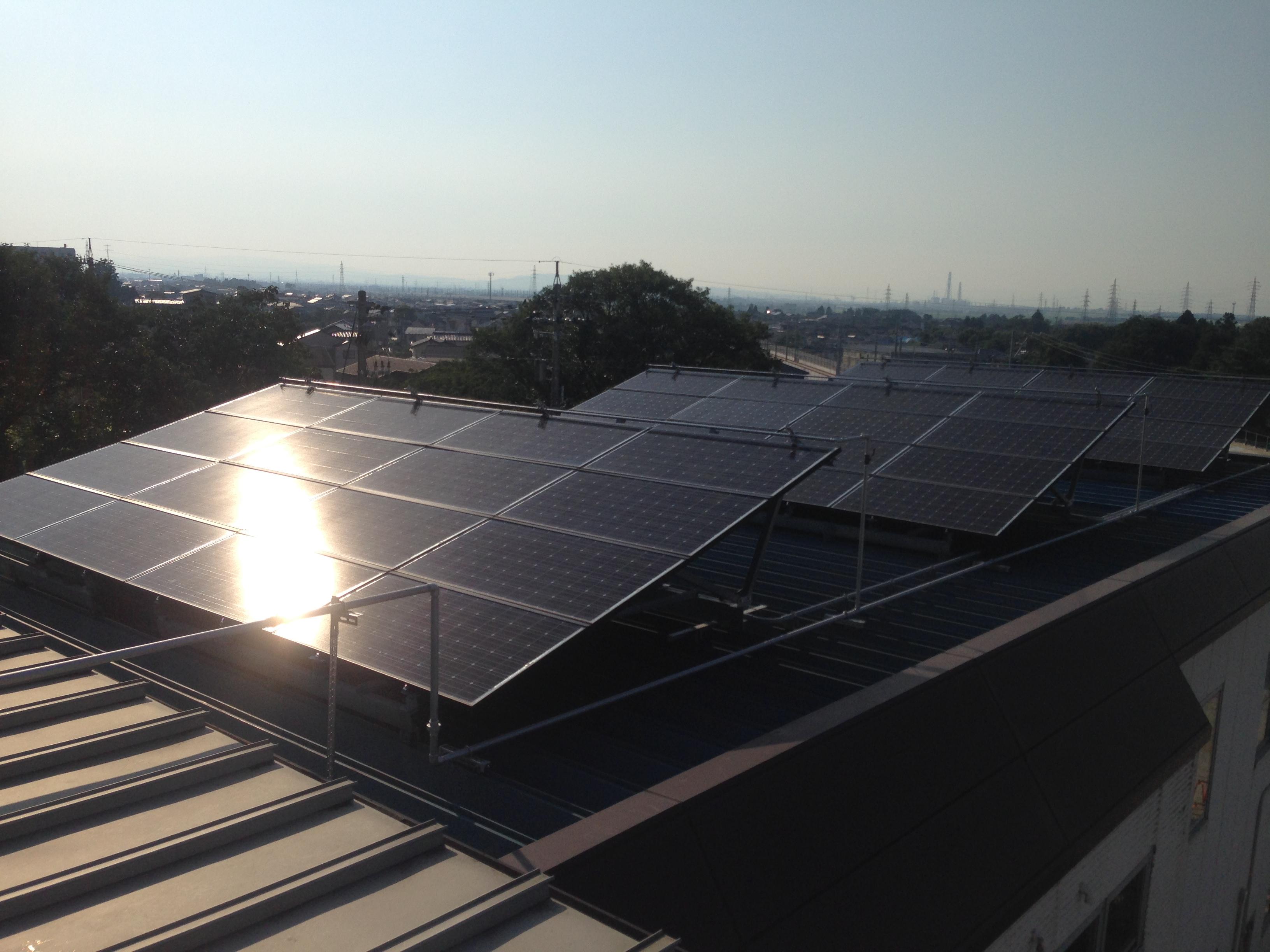 富山県富山市 産業用太陽光 全量買い取りpic01