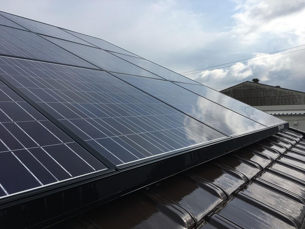富山県立山町M様邸太陽光発電設備移設工事pic01