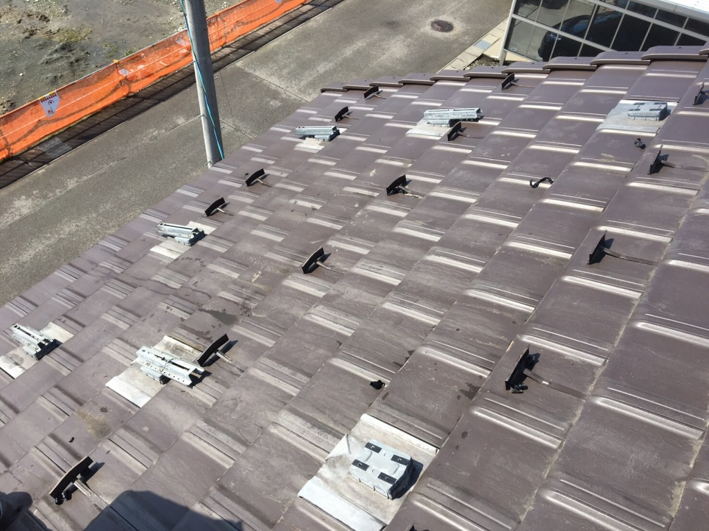 富山県立山町M様邸太陽光発電設備移設工事pic02