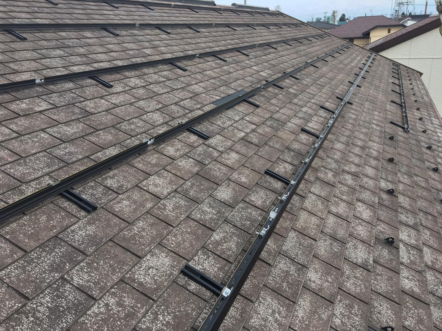 富山市T様賃貸物件太陽光発電システム設置工事pic01