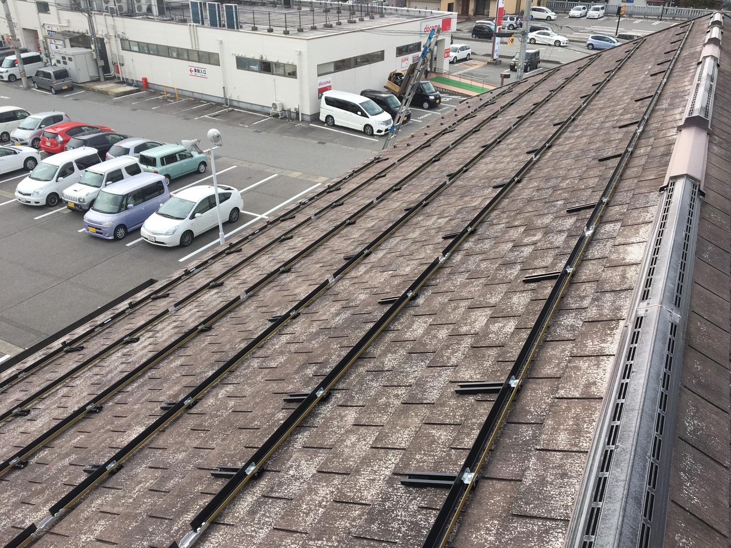 富山市T様賃貸物件太陽光発電システム設置工事pic02