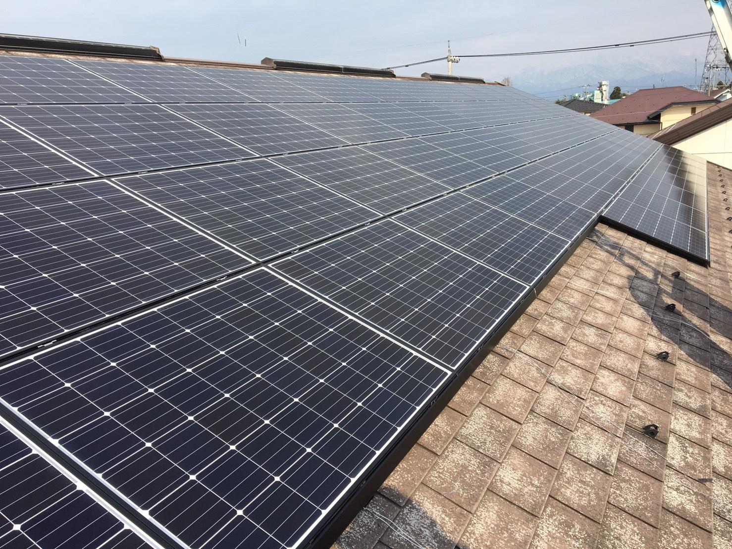 富山市T様賃貸物件太陽光発電システム設置工事pic03
