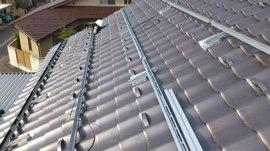 K様邸6.52kw太陽光発電システムthm03