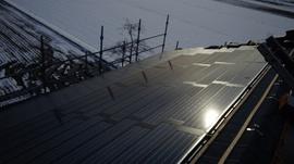 富山市H様邸 瓦一体型太陽光thm01