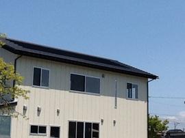 富山市H様邸 瓦一体型太陽光thm02
