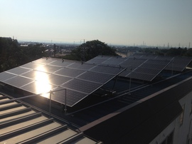 富山県富山市 産業用太陽光 全量買い取りthm01