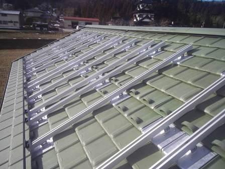 三菱太陽光 平板C